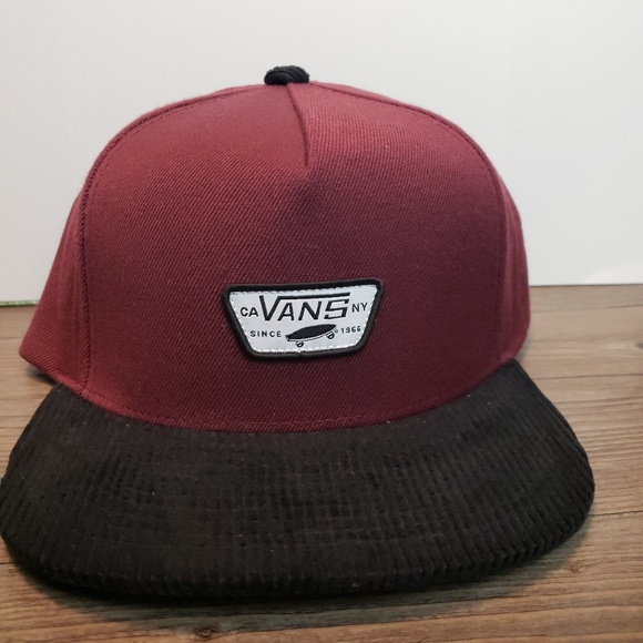 2093870c99b50 Vans - MINI FULL PATCH Mens Hat (NEW) Snapback NWT
